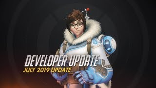 Developer Update | July 2019 Update | Overwatch