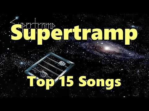 Top 10 Supertramp Songs (15 Songs) Greatest Hits (Roger Hodgson)