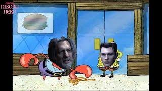 Connor and Hank (Spongebob ver.)