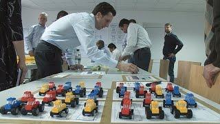 У Житомир приїхали фахівці з усього світу, щоб покращити роботу заводів «Кромберг енд Шуберт»