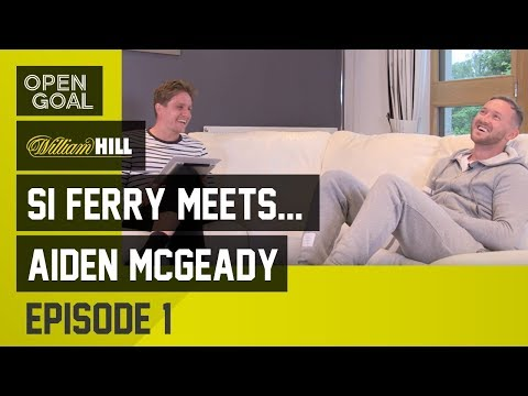 Si Ferry Meets...Aiden McGeady Episode 1 - Celtic education, making an impact in the 1st team