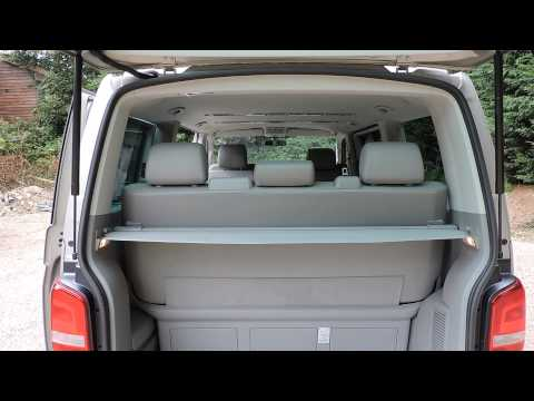 VW Caravelle Executive Walkaround