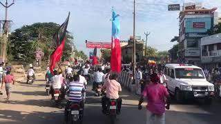 Vck vs Pmk at cuddalore at election