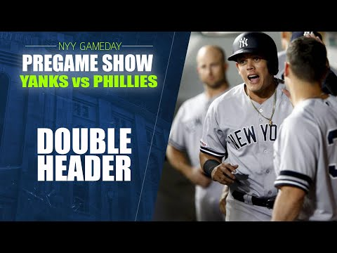 PREGAME(s) | Yankees vs Phillies doubleheader | August 5, 2020