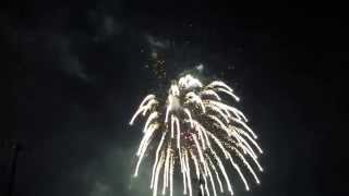 preview picture of video '4th of July Fireworks in Mathews, VA'