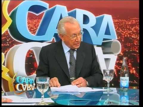 Video: Entrevista a Abel Cornejo en Programa Cara a Cara (1ª Parte)