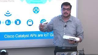 Cisco IoT with Next Gen Wireless Stack