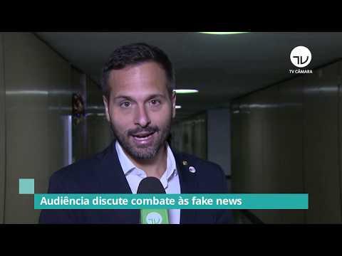 Audiência discute combate às fake News - 28/11/19