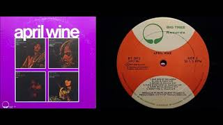 APRIL WINE - Flow River Flow (full song, HQ)