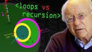 Download Youtube: Programming Loops vs Recursion - Computerphile
