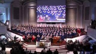 All Rise - Johnson Ferry Baptist Church Choir and Orchestra featuring solo by Peter Babcock