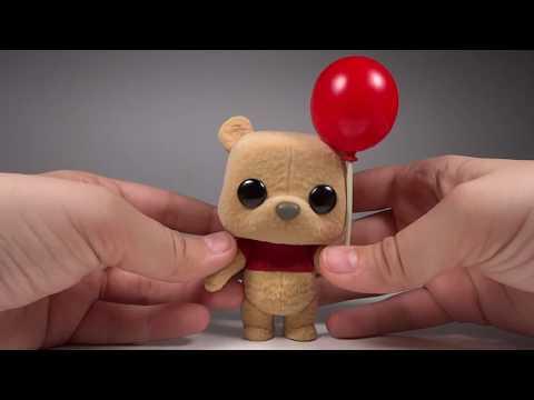 Disney - Pop! - Christopher Robin - Winnie the Pooh - Funko