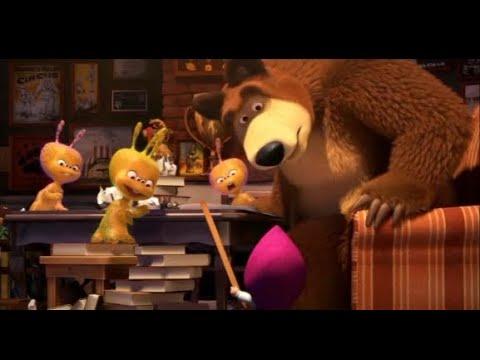 Masha and the bear english cartoon game new episode