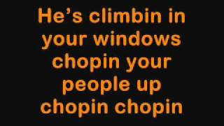 Annoying Orange - Kitchen Intruder Song  (Lyrics)