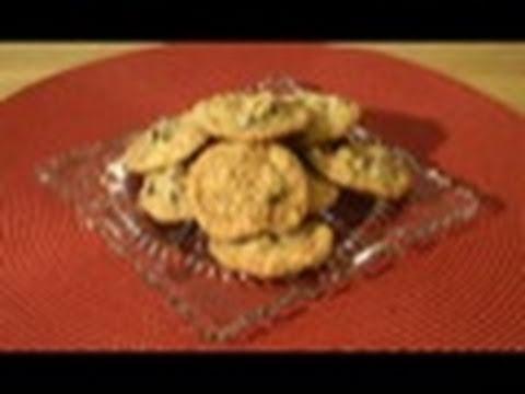 Toffee Chocolate Chip Cookies: Cookie Jar #3