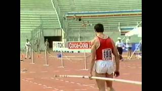 World Rome 1987- Pole Vault Pavel Tarnavetskiy 4m40