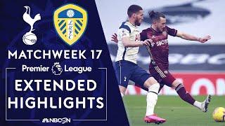Tottenham v. Leeds United | PREMIER LEAGUE HIGHLIGHTS | 1/2/2021 | NBC Sports
