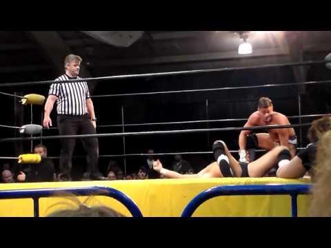 CLUTCH ADAMS vs Jon Gresham vs Travis