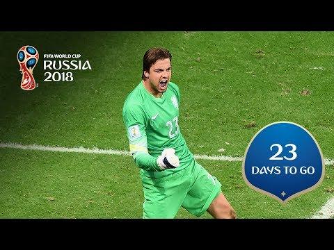 ¡A 23 días de Rusia 2018!