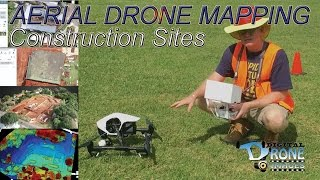 Aerial Mapping - Construction Site
