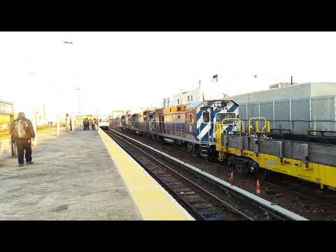 ⁴ᴷ Continuous Welded Rail Train Set \