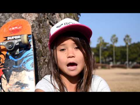Citizen of Skateistan: Sky Brown