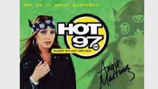 WQHT Hot 97 New York - Angie Martinez - 2002