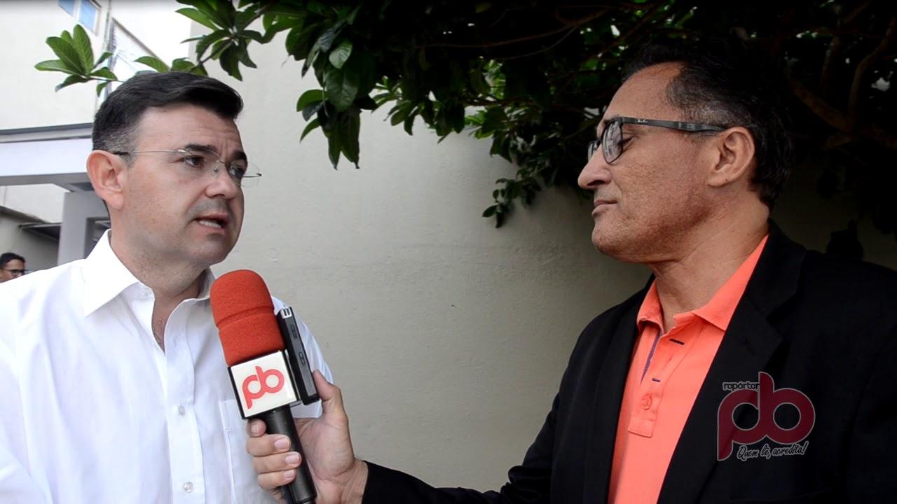 MDB está se reestruturando, mantendo diálogo, e Maranhão não precisa de avalista para se apresentar, diz Deputado Raniery