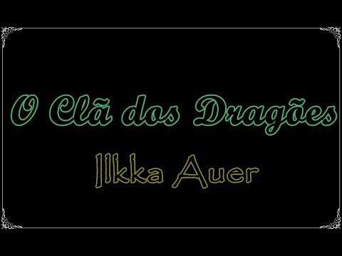 O Clã dos Dragões (Terras de Neve e Gelo 1), Ilkka Auer | Um Livro e Só