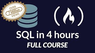 SQL Tutorial - Full Database Course for Beginners - Download this Video in MP3, M4A, WEBM, MP4, 3GP