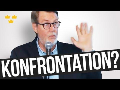 KOMPROMISS ELLER KONFRONTATION?