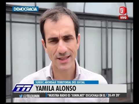 Entrevista a Yamila Alonso
