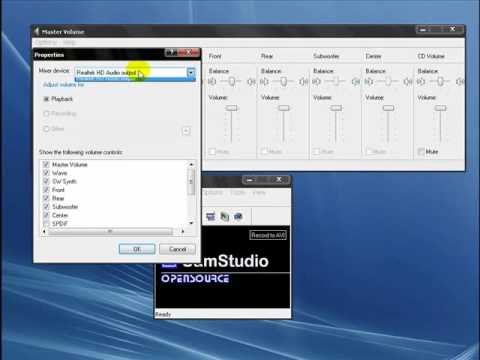 how to record with camstudio