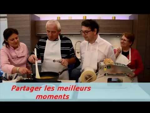 Cours de Cuisine Lyon - Délicieusement Vôtre -
