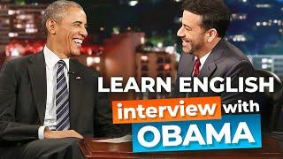 Learn English With Barack Obama