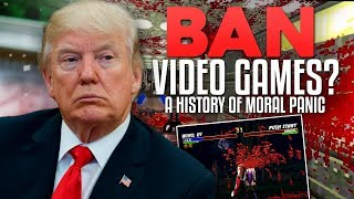 Ban Video Games? A History of Moral Panic & Media Censorship
