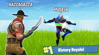 What it feels like to be in a Muselk Fortnite video