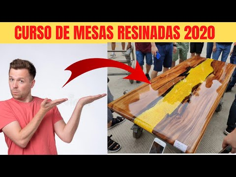 CURSO DE MESAS RESINADAS - CONNECT TREINAMENTOS - GANHE 10 CURSOS Pelo PREÇO de 1 ?- ÚLTIMAS VAGAS