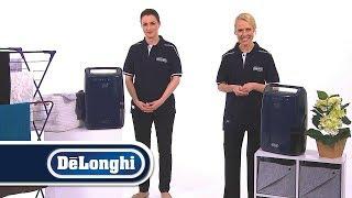 De'Longhi Dehumidifier – Aria Dry 16F–TV Presentation