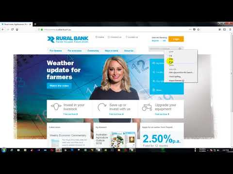 Rural Bank Limited Australia Reflected XSS  Vulnerability