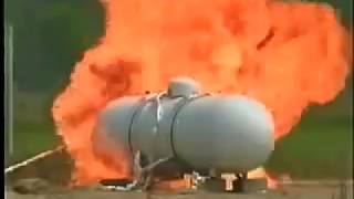A 500 gal. Propane Explosion ~ Imagine a 12,000 gal. Delivery Truck Bomb Detonating in a Crowd :/