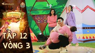 Thiên đường ẩm thực 6 | Tập 12 Vòng 3: Khả Như bỏ rơi đồng đội trước sự vạm vỡ của Thuận Nguyễn