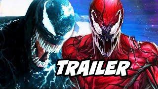 Venom Carnage Teaser Trailer and Spider-Man Easter Eggs
