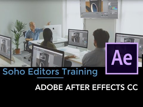 After Effects Courses. Classroom - Tutorials - Online - YouTube