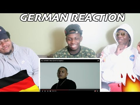 GERMAN RAP REACTION FT. LUCIANO - Meer & Capital Bra feat. Samra & AK AusserKontrolle - Fight Club