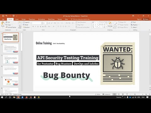 Live API Bug Bounty Training - The Hacktivists - YouTube