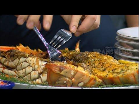 Mencicipi Lobster Raksasa Seberat 2,7 Kg | HITAM PUTIH (13/11/18) Part 4