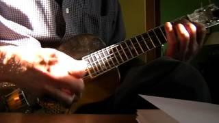 Ted Robinson | Flamenco Ukulele-Solea 2