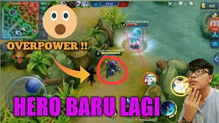 HERO BARU HELCURT hero assassin OP GILA !! Mirip kecoa ngesot  - MOBILE LEGEND INDONESIA