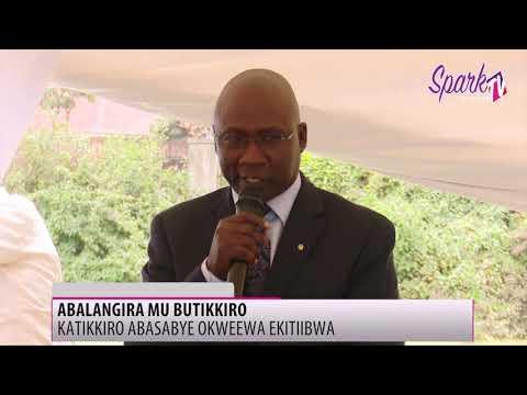 Kattikiro wa Buganda asisinkanye abalangira abakulu b'emituba